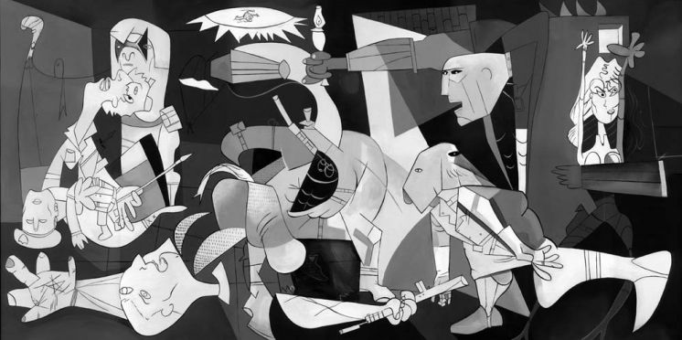 Kids Guernica Project